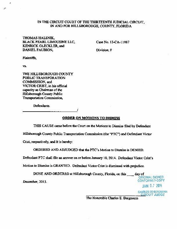 tampa-limos-order-denying-motions-to-dismiss_1-7-2014-thumbnail
